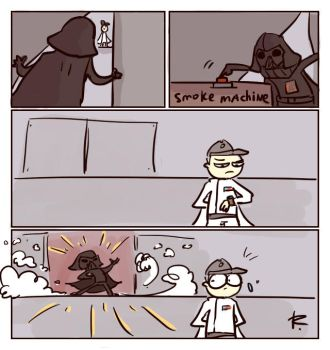 Rogue One, 4 by Ayej