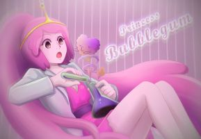 Princess Bubblegum by A39