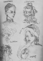 NobleSharkz, xr0selynn, SamBalSaus, UANightLord1, by ajlotus