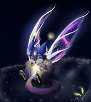 OC for Kurohime by Melymphe