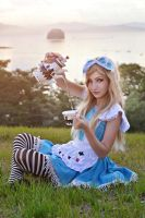 Alice in Wonderland by elara-dark