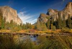 Yosemite Valley - Fall Colors by enunez