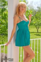 Anna - Turquoise 1 by TheBigTog