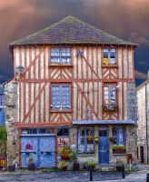 The family home Mace Alencon France by hubert61