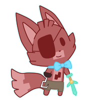 Da Sticker Series #2 Let's mine! by Cookie-and-her-foxes