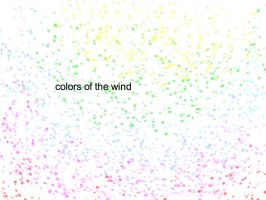 colors of the wind by sisila1