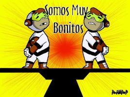 Somos Muy Bonitos by PuNkPoP by Go-Titans-East