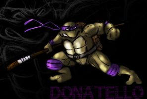 Donatello by AngelCrusher