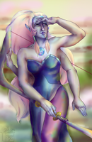 Opal by squidlydes