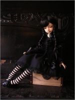 .little miss spookiness. by haitsu