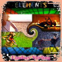 08 Elements Lindsey Stirling by SeraphSirius