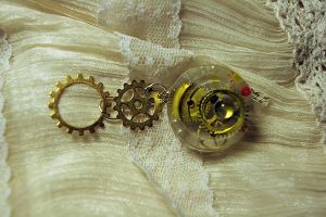 Gears for Beauty by BlueMarinesFactory