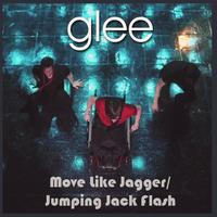 GLEE - Moves Like Jagger/Jumping Jack Flash by MontanaLyCora