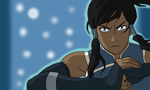 Korra - Bring it Book 2! by Artworx88