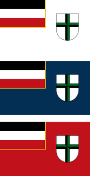 German colonial flags by Kristo1594