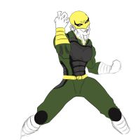 Iron-Fist: WIP by wraith2099
