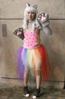 Nyan Cat ~ cosplay by SasukeSkittles