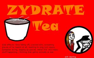 Zydrate tea by cantinacomics