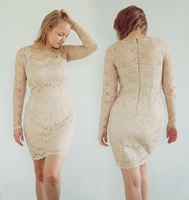 Lace Dress by acidmii