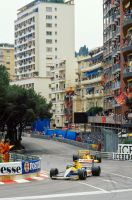 Thierry Boutsen | Martin Donnely (Monaco 1990) by F1-history