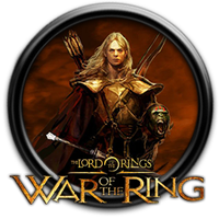 Icon Lord of the Rings - War of the Ring by Alexielios