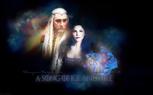 A Song of Ice and Fire - Wallpaper by Wincsi