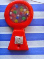 Gumball Machine Necklace Close by tyney123