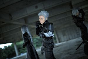 FINAL FANTASY VII Advent Children by AmaranthPhotos