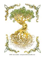 Tree of Life by JonCarraher