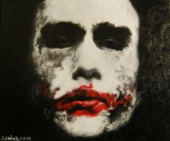 Why so serious? by janina