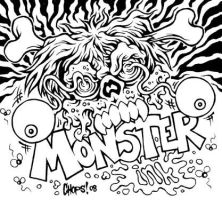 More Monstery Ink by MonsterInk