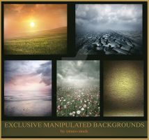 Exclusive manipulated bg by intano-stock