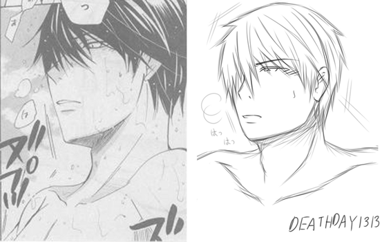 mangacap redraw woop by Deathday94991313