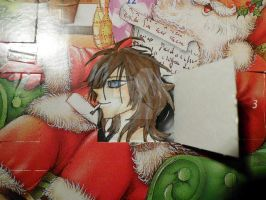* Day 8* chibi Yagari sensei*16 days to Christmas* by Etsuko-Hime