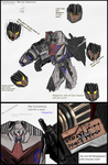 Megatron - Note to self by BirdGRico