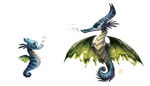 Kanto 116 - 117 by Cryptid-Creations