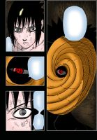 Naruto Chapter 398 Pag 12 Colo by F3D3RICO15