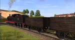 James pulling some updated S1 Trucks by No1ThomasFan