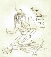 LATE - TFK Christmas by DragonLover4Ever