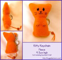 Kitty Keychain -For sale- by AngelBless
