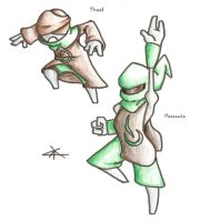 :-:Ninjas...poof:-: by Canteen-King
