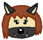 Kira as an emoji by Beanie122001