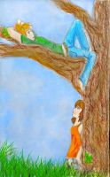 We Met on a Limb by OlamShalom