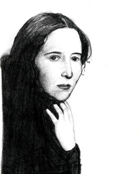 Hannah Arendt by ObsequiousKid