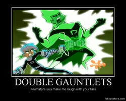 Danny Phantom Animation FAIL by VampVixen