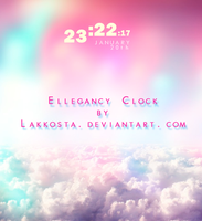 Ellegancy Clock by LaKkosta