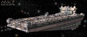Star Destroyer Update by Turedi