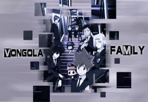 Vongola Family by CaptainLaser