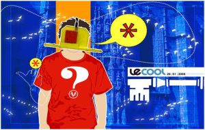 LeCool Cover n1 by texugo