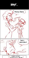 TF2 comic: TEAM RED page 1 by s0s2